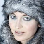 Beautiful russian woman — Stock Photo #19126315