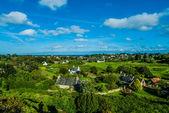 Brehat island france — Stock Photo