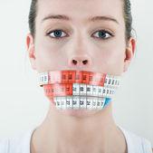 Diet pressure — Stock Photo