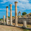 Foto Stock: Ephesus ruins Turkey