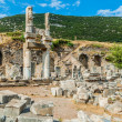 Ephesus ruins Turkey — Stock Photo #22232969