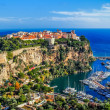 Royalty-Free Stock Photo: Principaute of monaco and monte carlo