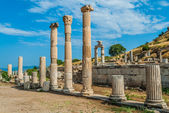 Ephesus ruins Turkey — Foto Stock