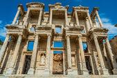Ephesus-ruinen-türkei — Stockfoto