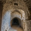 Stock Photo: Al Karak kerak crusader castle fortress Jordan