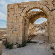 Stock Photo: Shobak crusader castle fortress Jordan