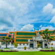 Royal palace bangkok thailand — Stock Photo
