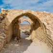 Shobak crusader castle fortress Jordan — Stock Photo #26707573