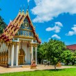 Stock Photo: Suwankuha temple phang nga Phuket Thailand