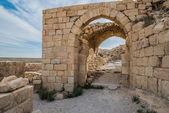 Shobak crusader castle fortress Jordan — Stock Photo