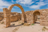 Roman ruins, Um Ar-Rasas, Jordan — Stock Photo