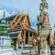 Royal palace bangkok thailand — Stock Photo