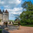 Chateau des milandes — Stock Photo