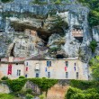 Maison forte de Reignac dordogne perigord france — Stock Photo