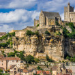 Chateau de beynac france — Stock Photo #31159359