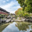 yuyuan garden shanghai china — Stock Photo