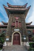 Distrito de hongkou hongde tang igreja duolun road shanghai china — Foto Stock