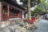 Yuyuan garden shanghai china — Stock Photo