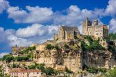 Chateau de beynac francie — Stock fotografie