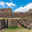 Stock Photo: Tipon ruins peruviAndes Cuzco Peru