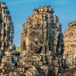 Stock Photo: Prasat bayon temple