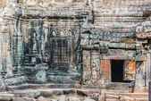 Ta prohm angkor wat cambodia — Stock Photo