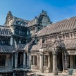 Stock Photo: Angkor wat cambodia