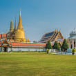 Stock Photo: Grand Palace courtyard