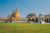 Grand Palace courtyard — Stock Photo