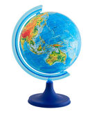 Globe isolated — Stock Photo