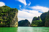 Beautiful islands in Thailand — Stock Photo