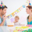 Royalty-Free Stock Photo: First birthday