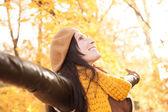 Autumn day — Stock Photo