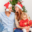 Santa is coming — Stock Photo