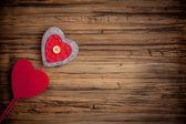 Love card — 图库照片