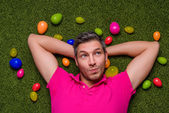 Green easter — Stock Photo