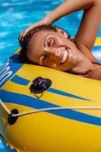 Summer activities — Stock Photo
