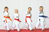 Sportu karate — Zdjęcie stockowe