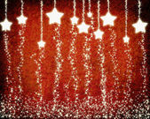 Stelle e merry christmas background. — Foto Stock