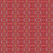 Pepper  seamless pattern. - Stock Photo