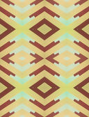 Seamless rhombus pattern. — Stockfoto