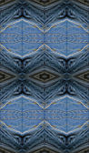 Blue denim seamless pattern. — 图库照片