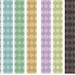 Stock Photo: Mosaic seamless pattern different colors