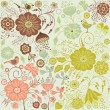 Floral background — Stock Vector #19302973