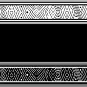 Ethnic background — Stock Vector