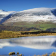 Skiddaw — Stock Photo
