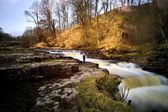 Stainforth cascade — Photo