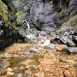 Stock Photo: Waterfalls of Goredale Scar