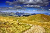 Down to Hartsop — Stock Photo