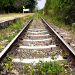 Railway Line — Stock Photo